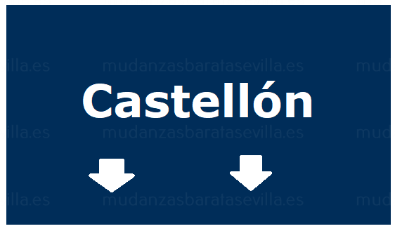 Mudanzas Sevilla Castellon