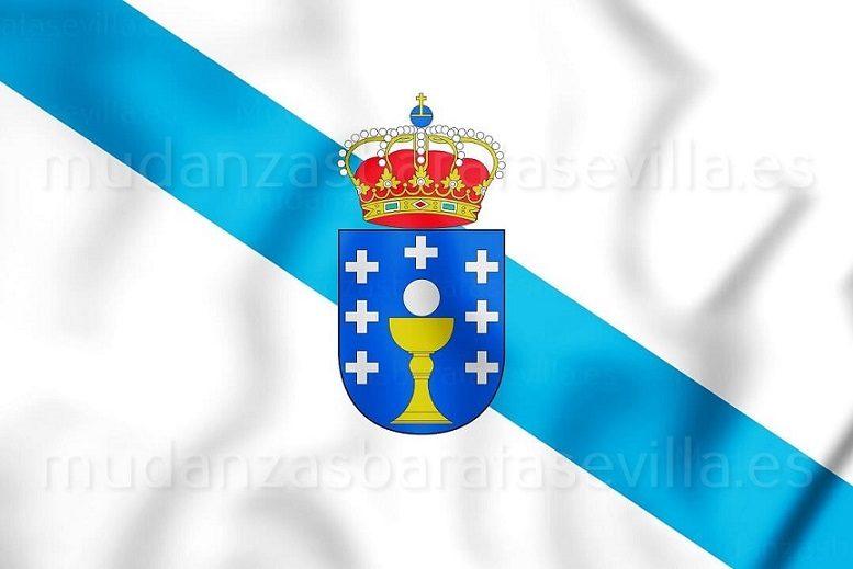 Mudanzas Sevilla Galicia