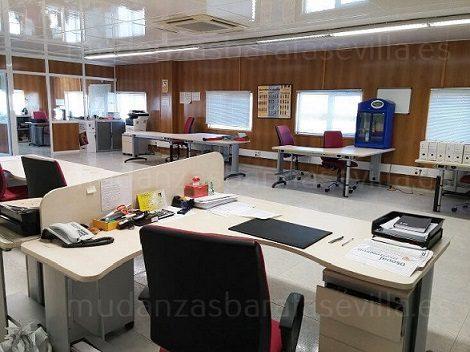Mudanzas de despachos