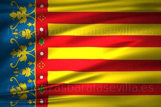 Mudanzas a comunidad valenciana